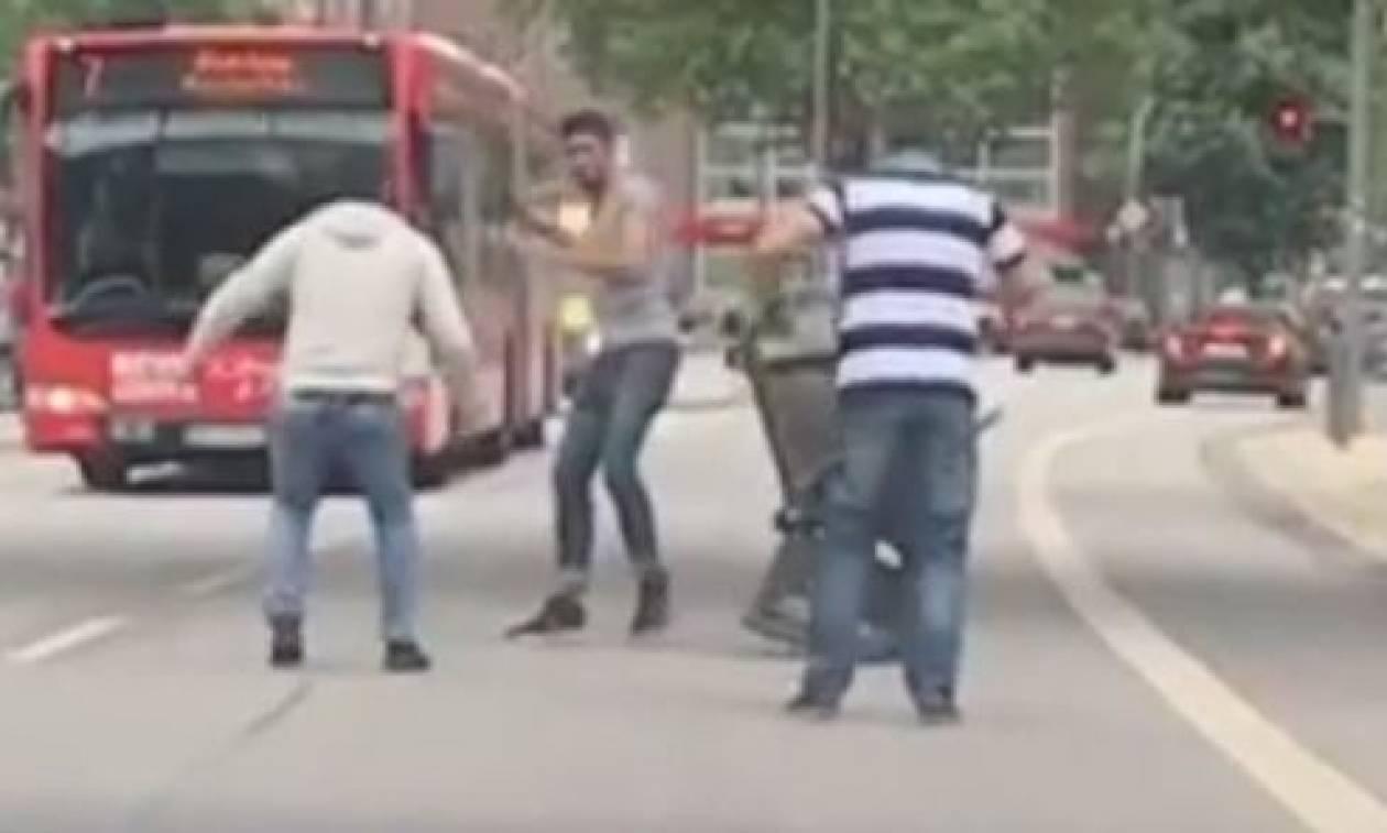 Επίθεση Αμβούργο: Με ψυχολογικά προβλήματα ο δράστης - Γνωστός στις Αρχές
