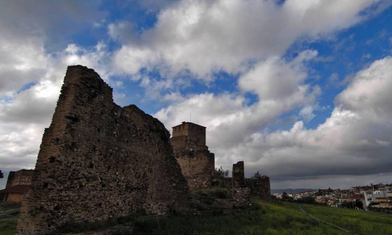 Εντυπωσιακό λίθινο τείχος αποκαλύφθηκε στην Κύπρο