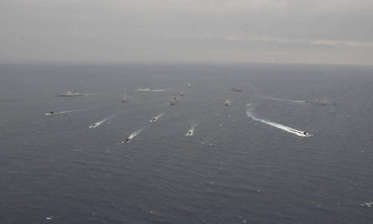 Πολεμικό Ναυτικό στη Μεσόγειο στέλνει η Ιταλία