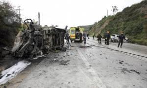 Κρήτη: Βαρύς ο φόρος… αίματος – 100 νεκροί σε ενάμιση χρόνο από τα τροχαία