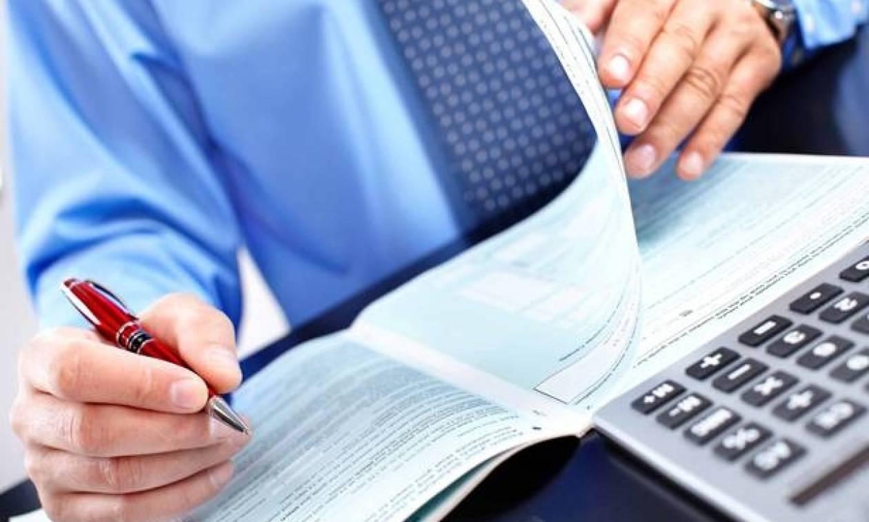 Τη Δευτέρα η α' δόση του φόρου εισοδήματος – Τι θα πληρώσουν οι φορολογούμενοι