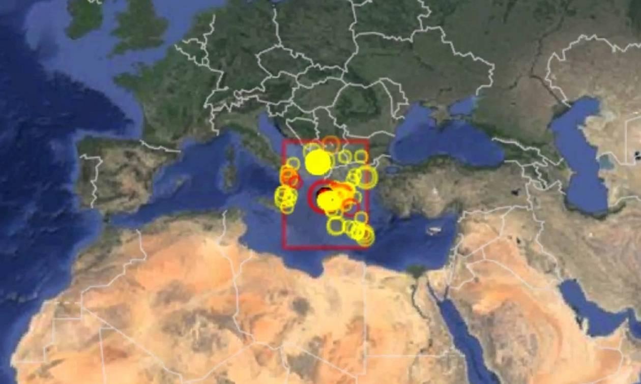 Σε επιφυλακή 50 επιστήμονες - Προβλέπουν ισχυρούς σεισμούς στην Ελλάδα - Ποια περιοχή θα «χτυπηθεί»