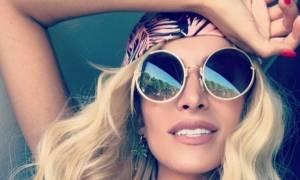 Η Κατερίνα Καινούργιου φοράει το μπικίνι της και «κόβει ανάσες» στο Instagram