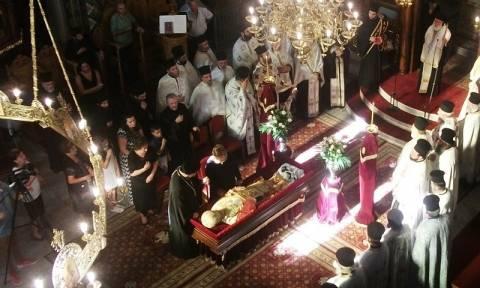 Σήμερα (31/7) η εξόδιος ακολουθία του μακαριστού Μητροπολίτη Φιλίππων Προκόπιου