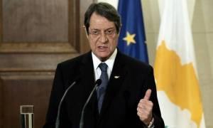 Κύπρος: Τρεις προϋποθέσεις θέτει στην Άγκυρα ο Νίκος Αναστασιάδης για το Κυπριακό