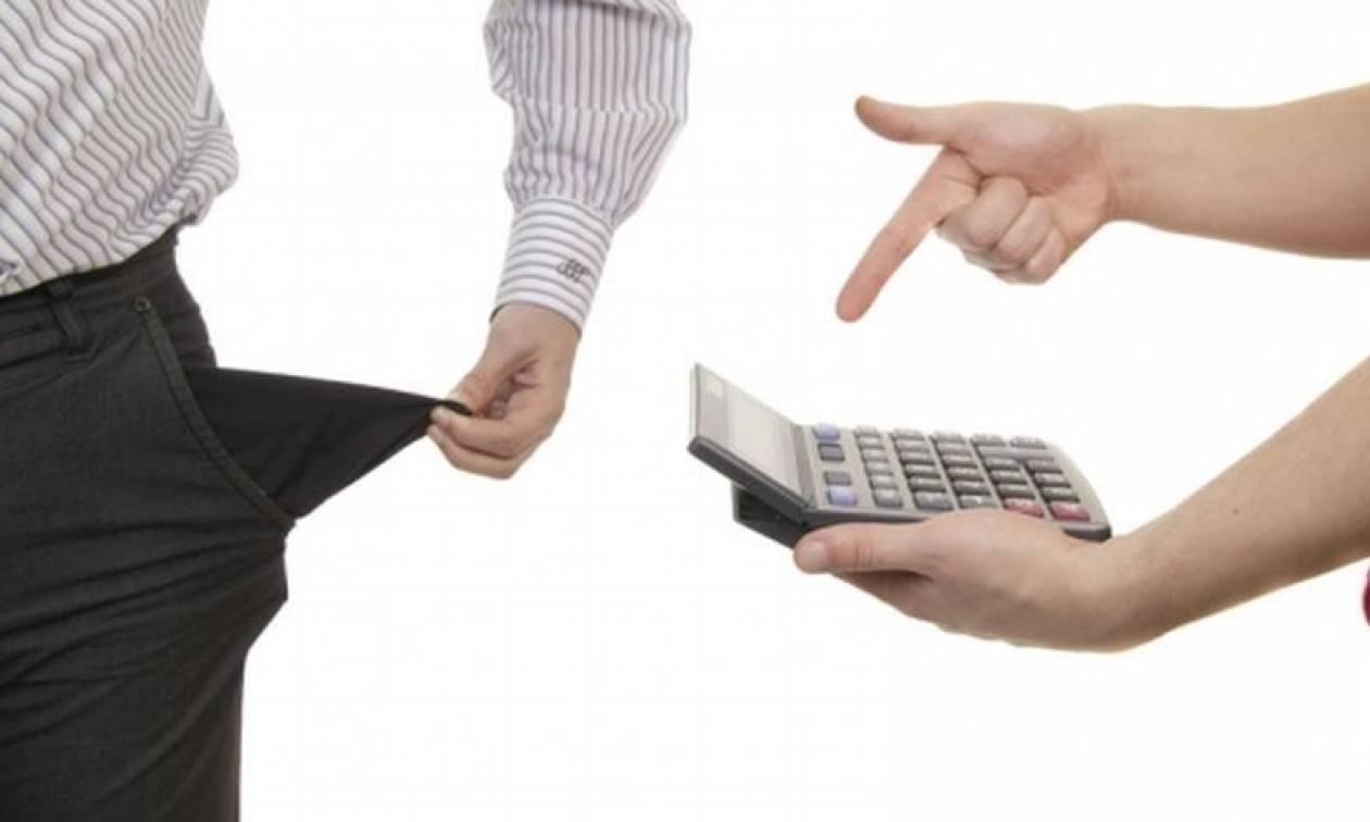 Ξεκίνησε ο Γολγοθάς των φορολογούμενων: Οι φόροι που πρέπει να καταβληθούν έως τα τέλη Ιανουαρίου