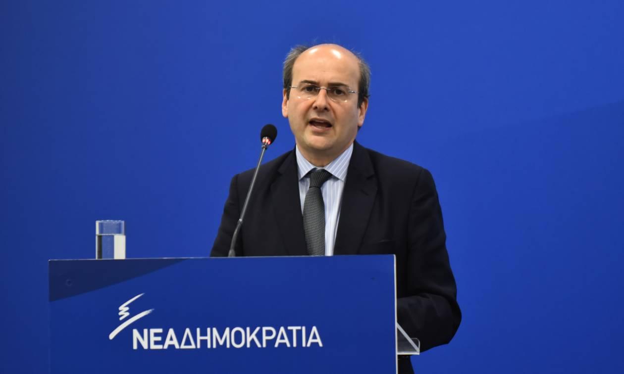 Χατζηδάκης: Ο ΣΥΡΙΖΑ έπαιξε την Ελλάδα στα ζάρια, να γίνει Εξεταστική