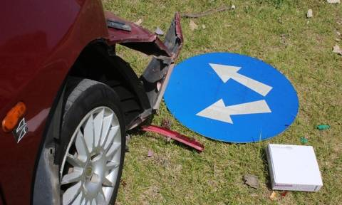 Traffic accidents causing fatalities or injuries down in May