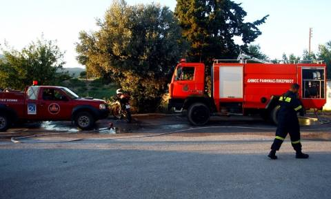 Συναγερμός την Πυροσβεστική: Πολύ υψηλός ο κίνδυνος πυρκαγιάς για αύριο Τρίτη (01/08)