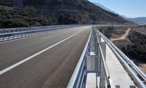 Ιόνια Οδός: Πότε παραδίδονται στην κυκλοφορία τα νέα τμήματα - Πόσο κοστίζουν τα διόδια