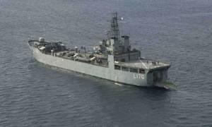 Τι συμβαίνει στην Κύπρο; Στο λιμάνι Λεμεσού το ελληνικό αρματαγωγό «Ρόδος»