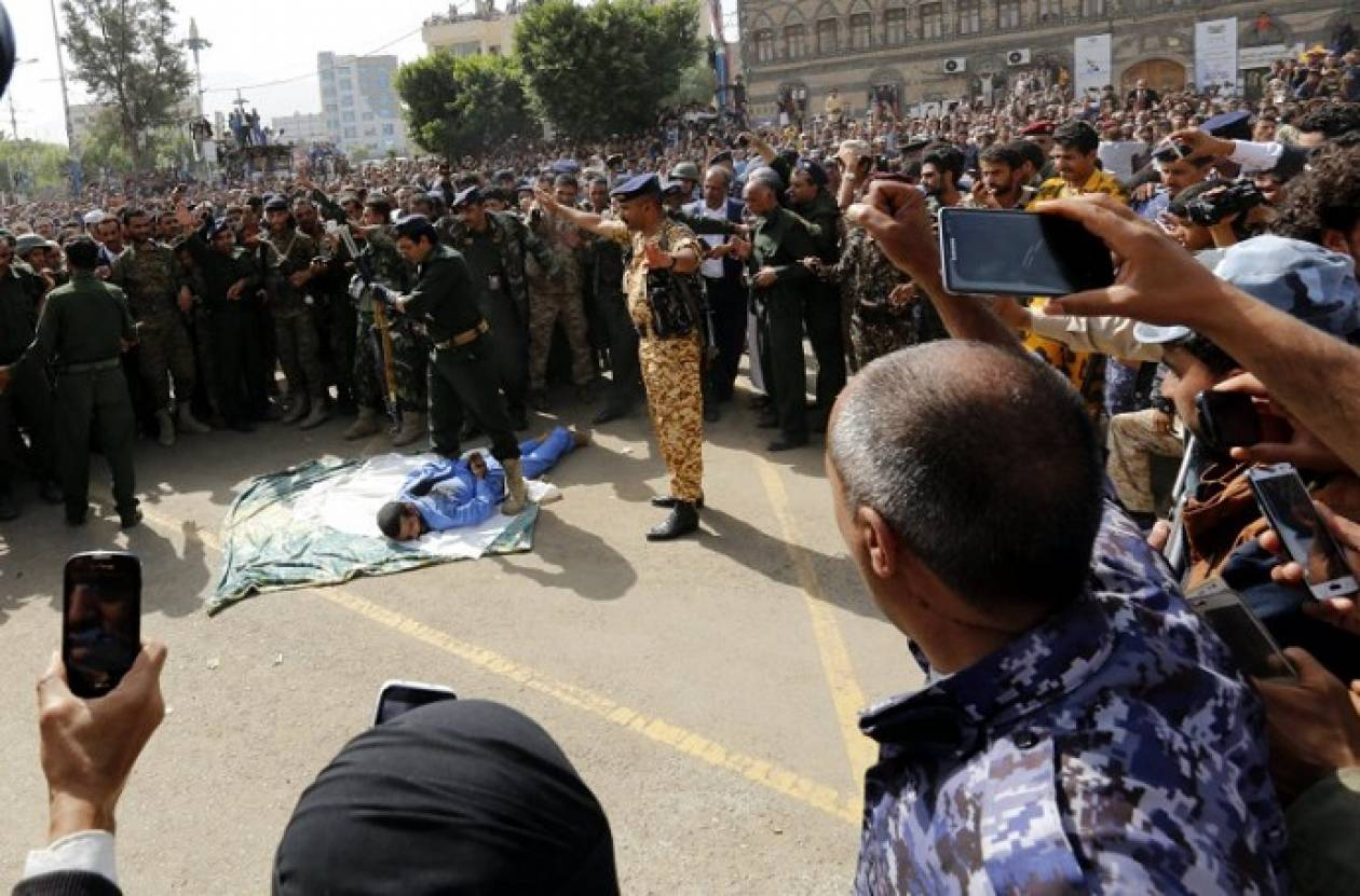 Υεμένη: Δημόσια εκτέλεση άνδρα που βίασε και δολοφόνησε 3χρονο κοριτσάκι