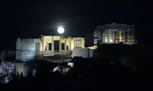 Εκδηλώσεις για την αυγουστιάτικη πανσέληνο σε 115 αρχαιολογικούς χώρους και μουσεία