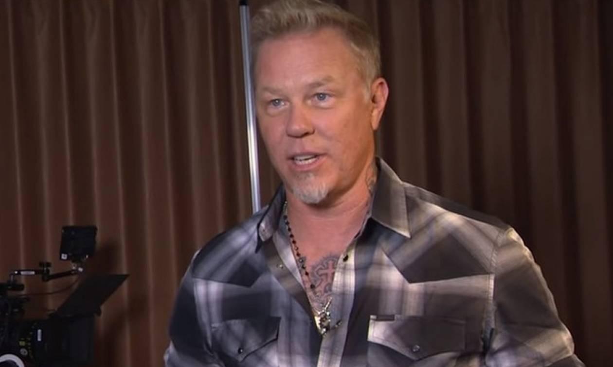 Τρομερό! Οι Metallica «την πέφτουν» στις Καρντάσιανς! (video)