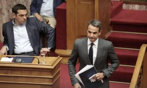 Βουλή: Σφοδρή αντιπαράθεση στη συζήτηση για την ανώτατη εκπαίδευση