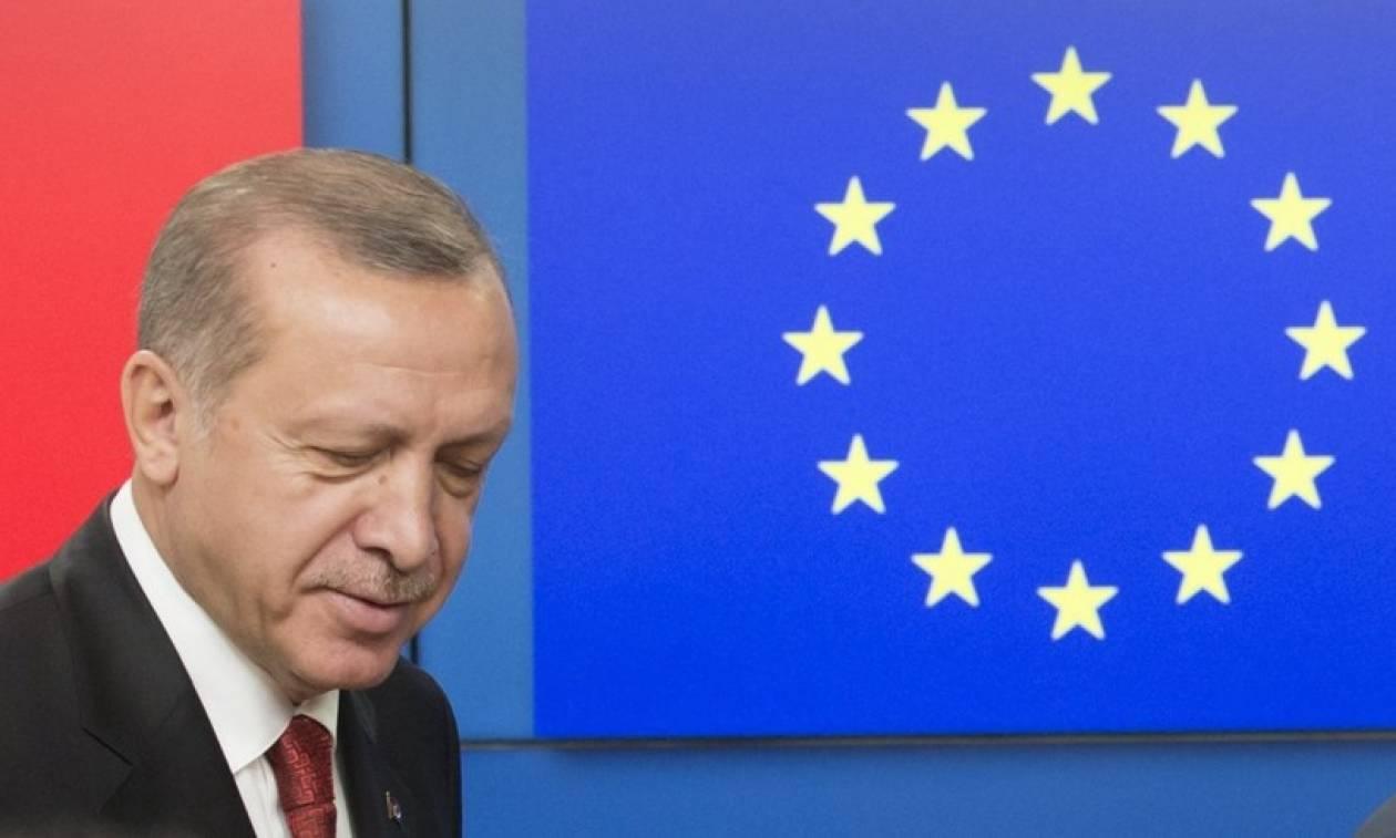 Το Βερολίνο «παγώνει» τις διαπραγματεύσεις ΕΕ – Τουρκίας