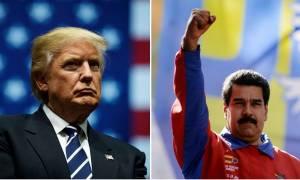Τραμπ για Μαδούρο: Προσωπικά υπεύθυνος για την ασφάλεια των στελεχών της αντιπολίτευσης