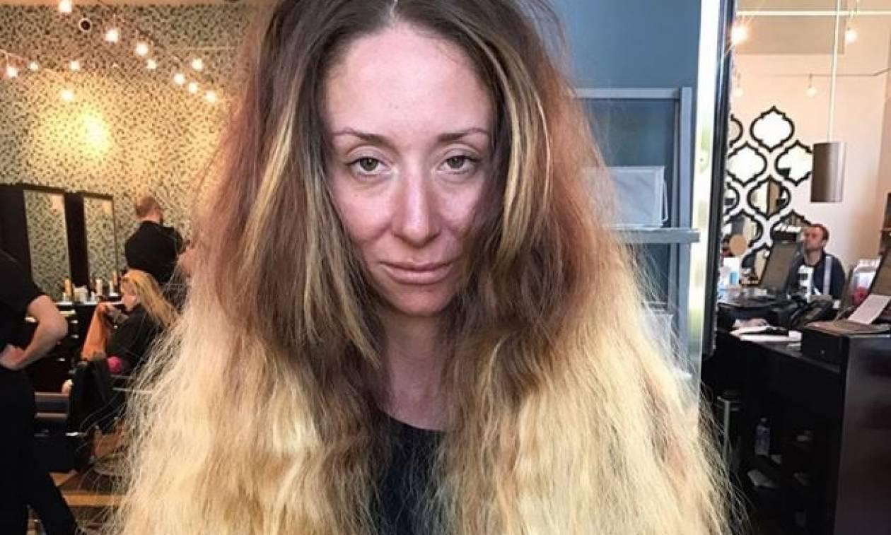 Απίστευτη μεταμόρφωση: Επτά ώρες αργότερα δεν την αναγνώριζε ούτε ο αρραβωνιαστικός της (Pics)