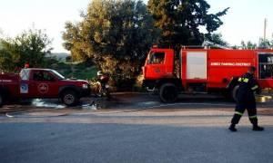 Αποτράπηκε εμπρησμός στην περιοχή του Βάλτου μετά από τυχαία ανακάλυψη