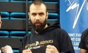 ΣΟΚ: Νεκρός ο 32χρονος αθλητής Θανάσης Γκιτέρσος