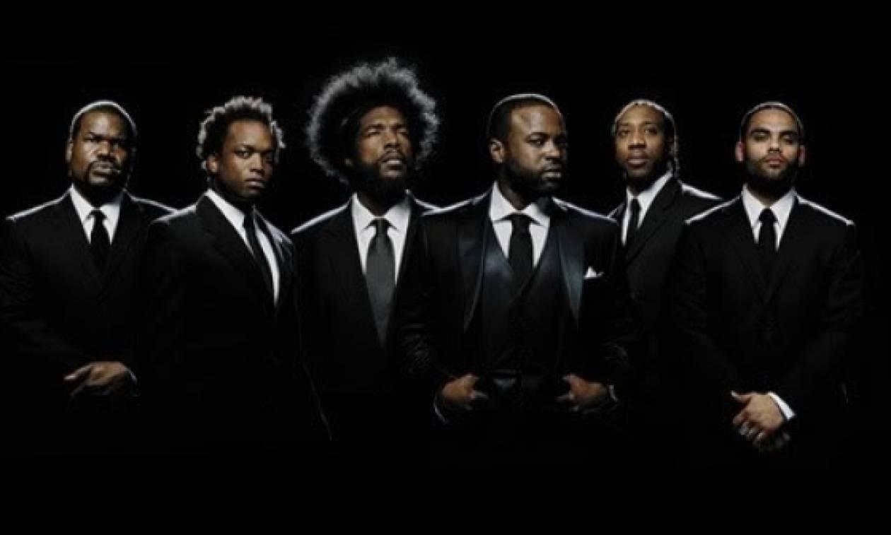 Έρχεται η ιστορία της χιπ-χοπ από το συγκρότημα «The Roots»