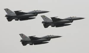 Τραβάει το «σχοινί» η Τουρκία: Με τέσσερα οπλισμένα F-16 παραβίασαν το Αιγαίο (video)