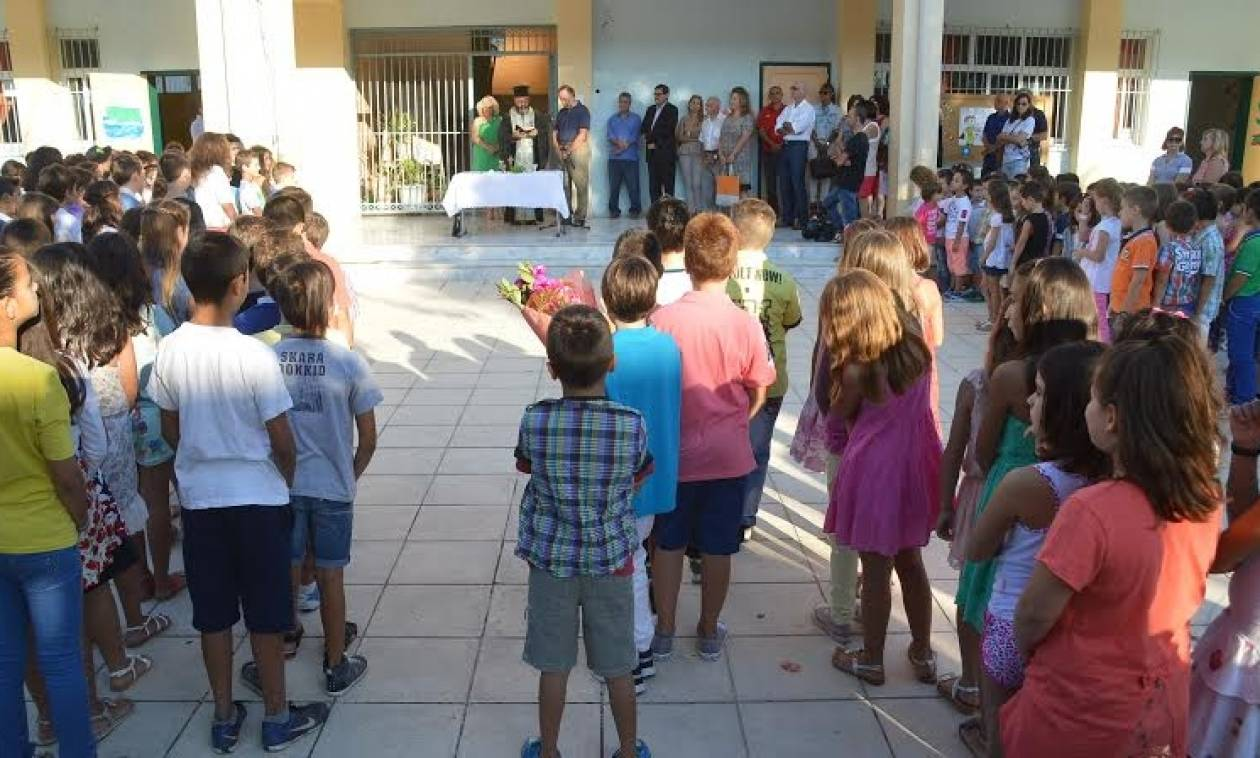 ΣΗΜΑΝΤΙΚΟ: Δείτε πότε ανοίγουν τα σχολεία