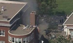 ΗΠΑ: Έκρηξη «ισοπέδωσε» σχολείο στη Μινεάπολη - Τουλάχιστον τρεις αγνοούμενοι (vid)
