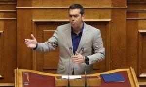 Τσίπρας: Αριστεία δεν είναι το ποιος θα κρατάει τη σημαία στα 7 και στα 8 χρόνια