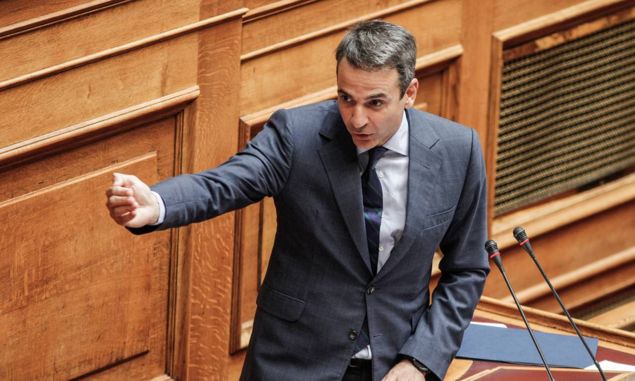 Ολομέτωπη επίθεση Μητσοτάκη στην κυβέρνηση: Πάτε τη χώρα στο πουθενά