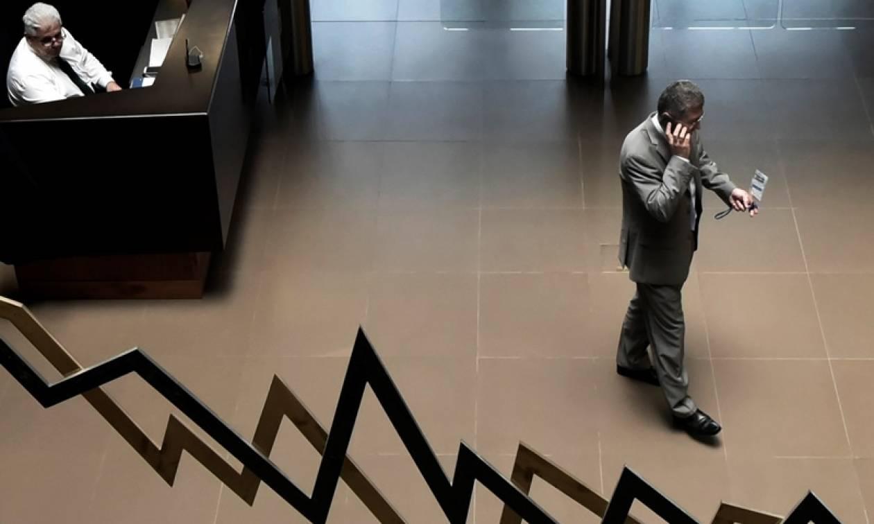 Με οριακή πτώση έκλεισε την Πέμπτη (3/8) το Χρηματιστήριο Αθηνών