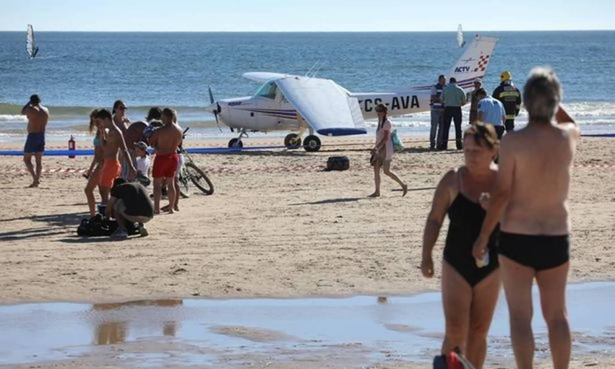 Πορτογαλία: Συντετριμμένος ο πατέρας 8χρονης που σκοτώθηκε από αεροπλάνο - Λίντσαραν τους πιλότους