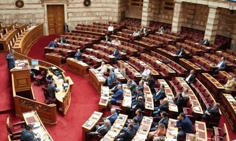 Βουλή: Υπερψηφίστηκε το νομοσχέδιο για την Υγεία