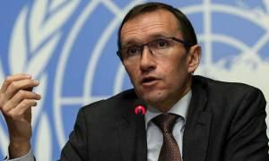 Κυπριακό: Ο Έσπεν Άιντε δήλωσε ότι φεύγει απογοητευμένος