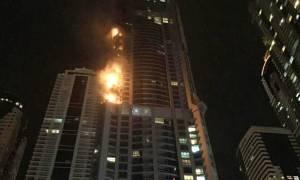 Υπό έλεγχο η πυρκαγιά στο Torch Tower του Ντουμπάι