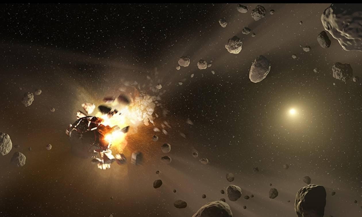 Μια Ελληνίδα πίσω από την ανακάλυψη της αρχαιότερης οικογένειας αστεροειδών