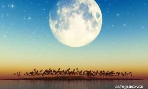 Πανσέληνος - Σεληνιακή Έκλειψη Αυγούστου στον Υδροχόο: Πώς επηρεάζει τα 12 ζώδια;