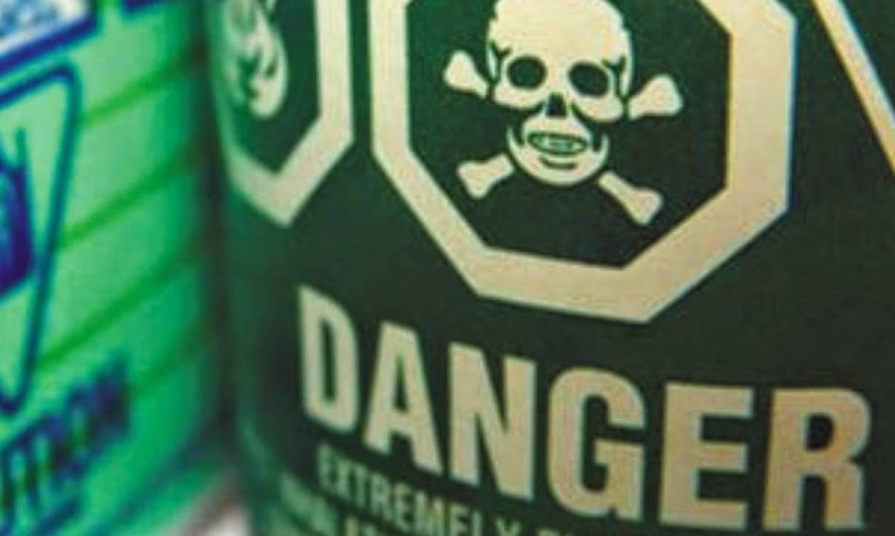 Έβρος: Κατασχέθηκε μεγάλη ποσότητα φυτοφαρμάκων