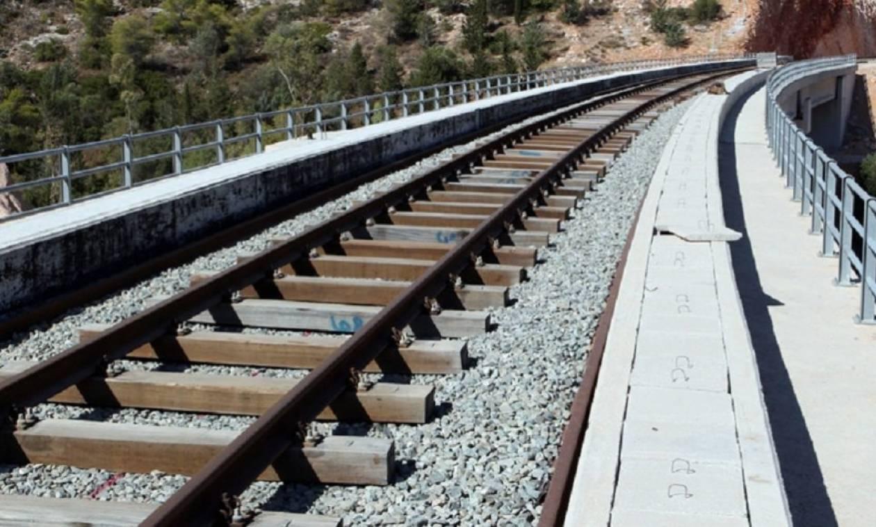 Με γοργούς ρυθμούς η αποκατάσταση των προβλημάτων στη σιδηροδρομική γραμμή Αθήνας-Θεσσαλονίκης