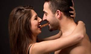 Έντεκα τροφές για καλύτερη ερωτική ζωή!