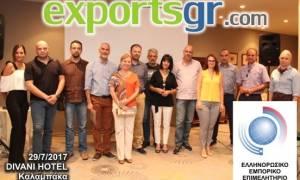 "EXPORTSGR PC:Εποικοδομητική για την κατάκτηση της ρωσικής αγοράς, η ημερίδα ""A Trade Road to Russia"""