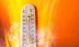 Καύσωνας: Σε αυτές τις πόλεις θα αγγίξει τους 42 – 43 βαθμούς ο υδράργυρος