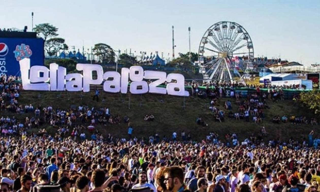 Κακοκαιρία «τελείωσε» τις συναυλίες των Lorde και Muse στο Φεστιβάλ Lollapalooza 2017