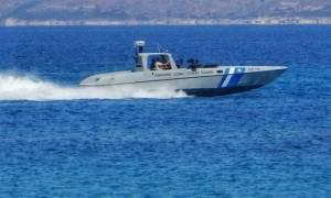 Ακυβέρνητο σκάφος στη Χαλκιδική