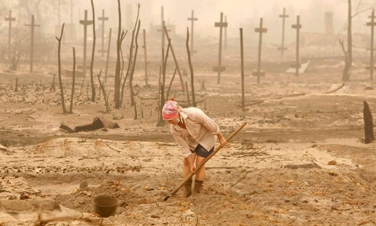 Έρευνα-σοκ: Φονικοί καύσωνες θα σαρώσουν την Ευρώπη – Φόβοι για περισσότερους από 150.000 θανάτους
