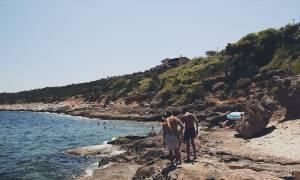 Οι καλύτερες μυστικές παραλίες σε Μαραθώνα, Σχοινιά και ΝΑ Αττική
