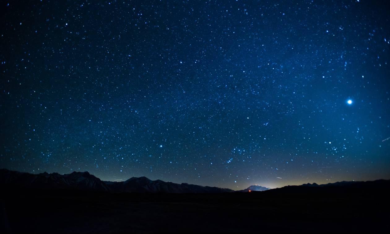 Αυτό είναι το «μαγικό» φαινόμενο που θα συμβεί το βράδυ της Δευτέρας (07/08) στον ουρανό της Ελλάδας
