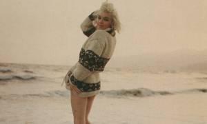 Μέριλιν Μονρόε: Οι τελευταίες επαγγελματικές φωτογραφίες του απόλυτου συμβόλου του σεξ