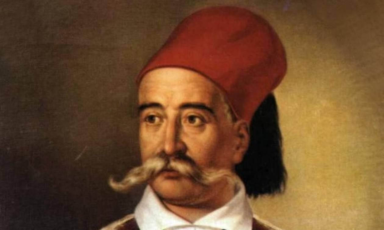 Σαν σήμερα το 1773 γεννήθηκε ο αγωνιστής της Ελληνικής Επανάστασης Πετρόμπεης Μαυρομιχάλης