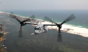 Συναγερμός στην Αυστραλία: Πτώση μεταγωγικού αεροσκάφους που μετέφερε Αμερικάνους πεζοναύτες